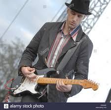 Roger Blind Mar 9 2008 Everglades Florida Usa Guitarist Rogers Stevens