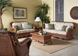 Rattan Sleeper Sofa South Sea Outdoor Living Casual Outdoor And Indoor Woven