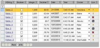 tutorial java web dynpro generic web dynpro java table filter