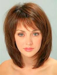 best long haircuts for round faces