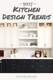 kitchen design trends for 2017 interiorsbykiki com