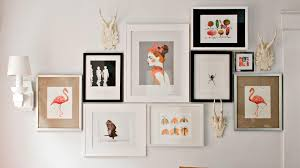 how to hang art prints without frames ideas to hang pictures without frames design decoration
