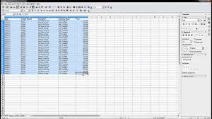 Spreadsheet Tutorial Open Office Spreadsheet Templates Laobingkaisuo Com