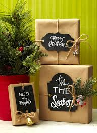 chalkboard wrapping paper christmas wrapping paper and tags for christmas