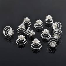 hair spirals online get cheap spiral pearl hair aliexpress alibaba
