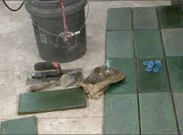 how to install a ceramic tile floor buildipedia