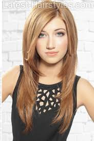 rounded layer haircuts lush layers a haircut with plenty of layers is truly one of the