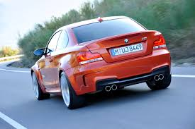 Bmw M1 Coupe 2012 Bmw 1 Series M Coupe Official Details And Images Released