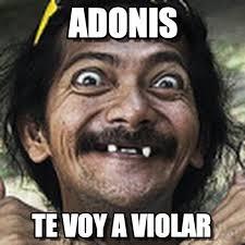 Adonis Meme - adonis ha meme on memegen