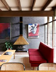 color series decorating with marsala