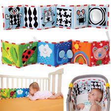 Black Baby Bed Aliexpress Com Buy Baby Bed Bumper Animal Cloth Book Ruffle Soft