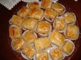 cuisine tunisienne gateau briket hlib gâteau tunisien à la crème recette ptitchef
