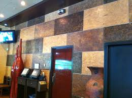 Clean Wall Stains by Osb Stained And Cleared In Different Stain Colors Wall Behind Is