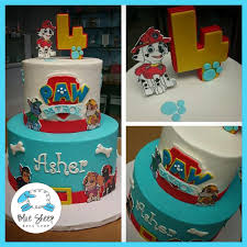 paw patrol cake google baby party