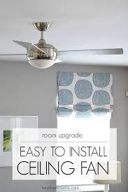 best 25 ceiling fan installation ideas on pinterest ceiling fan