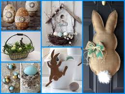 Youtube Easter Decorations by Top 25 Rustic Easter Decorating Ideas Spring Rustic Decor 2017
