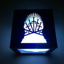 game of thrones light amazon com game of thrones houses led light lantern targaryen stark