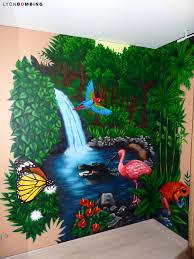 deco chambre jungle decoration chambre d enfant 4 chambre jungle chambre lyonbombing