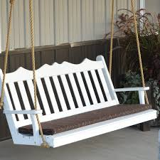Flexible Flyer Lawn Swing Frame by Belham Living Universal A Frame Metal Porch Swing Stand Hayneedle