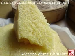 chinoi cuisine recettes d une chinoise dim sum gâteau malai mala cantonese
