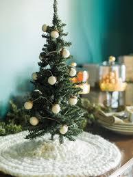 Lighted Christmas Tree Skirt How To Make A Light Tree Skirt Hgtv