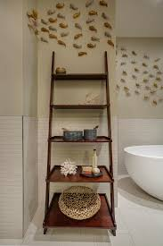 Spanish For Bathroom by Bathroom Ladder Shelf Diy Bathroom Corner Ladder Shelf Full
