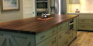kitchen island wood top kitchen island with wood top cfresearch co