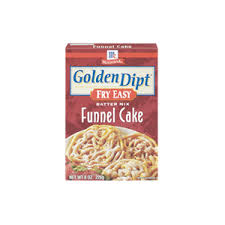 mccormick golden dipt funnel cake batter mix mccormick
