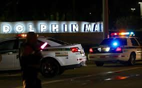 dolphin mall on lockdown after reports of a shooting miami herald