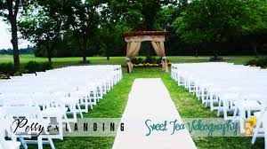 The Barn At Ligonier Valley Perrys Landing Ceremony Seating At The Barn Youtube