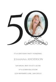 free printable 50th birthday invitation templates greetings island