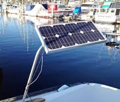 captain curran u0027s sailing blog solar panels for boats an easy