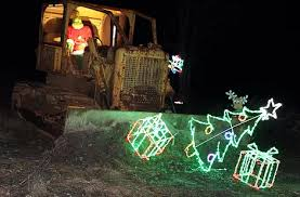 grinch christmas lights christmas light display united states lazy acres plantation llc