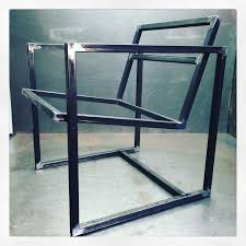Best  Steel Furniture Ideas On Pinterest Metal Tables - Metal chair design