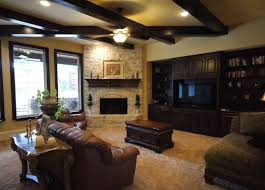 manchester old english traditional living room dallas by