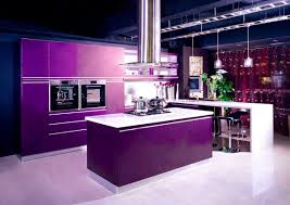 Purple Kitchen Canisters by 100 Purple Kitchens Kitchen Kitchen Colour Combinations