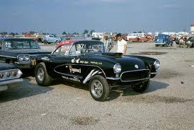 1957 corvette gasser some vintage pictures corvette forum digitalcorvettes