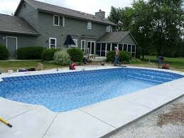 Backyard Pool Cost by Inground Swimming Pools