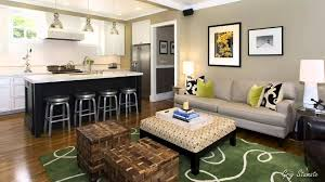 Small Basement Apartment Decorating Ideas YouTube - Living room apartment design