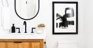 Bathroom Wall Paint Colors The Best Small Bathroom Paint Colors Mydomaine
