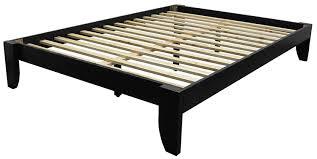 Bedroom Furniture Kingsize Platform Bed Amazon Com Epic Furnishings Stockholm Solid Wood Bamboo Platform