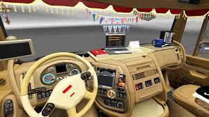 2017 volvo 780 interior volvo volvo trucks and car interiors new interior daf trucks for euro truck simulator 2