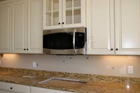 Kitchen Wall Cabinet Brackets by Under Cabinet Microwave Oven Home Appliances Decoration
