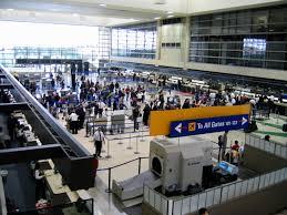 Lax Gate Map Los Angeles International Airport