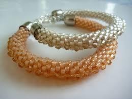 Handmade Seed Beaded Gold Plated 83 Best Seed Bead Bracelets Images On Pinterest Beaded Bracelets