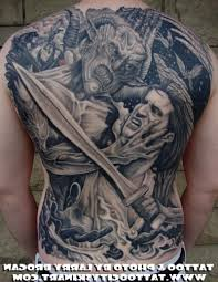 demons and tattoos beautiful exles of designs and