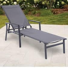 metal patio chaise lounges you u0027ll love wayfair