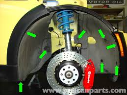 mini cooper lens and bulb replacement r50 r52 r53 2001 2006