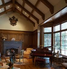 English Tudor Interior Design New Home Interior Design Old World Style For A Tudor English