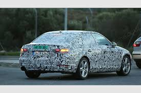 audi a4 2015 audi a4 2015 spy photos of audi u0027s new compact exec saloon by